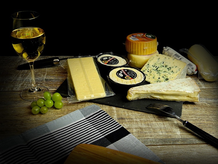 Accord vin blanc et fromage
