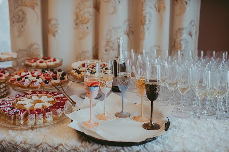 Accord parfait de vin et dessert