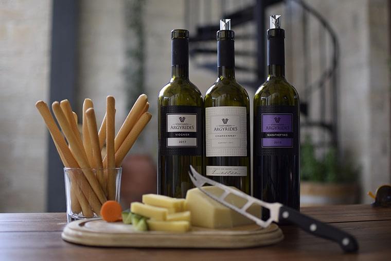 Quel vin servir avec un plateau de fromage